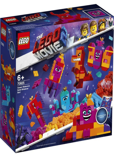 Lego Lego Movie 2 Q Watevras Box 70825 Renkli
